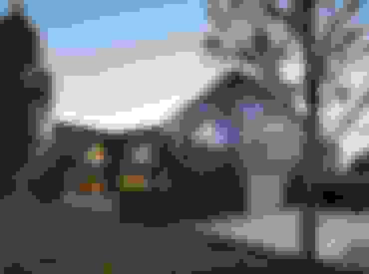 Houses by Ecologic City Garden - Paul Marie Creation