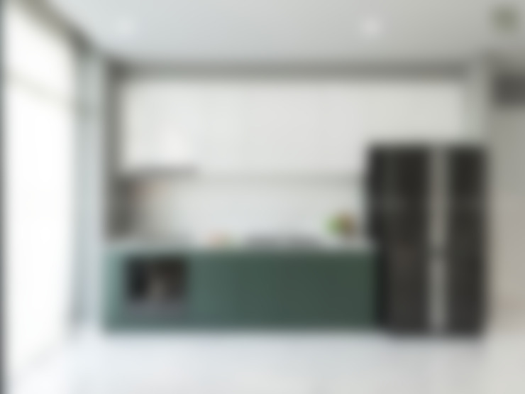Nội thất căn hộ Vinhomes Ba Son - ICON INTERIOR:  Nhà bếp by ICON INTERIOR