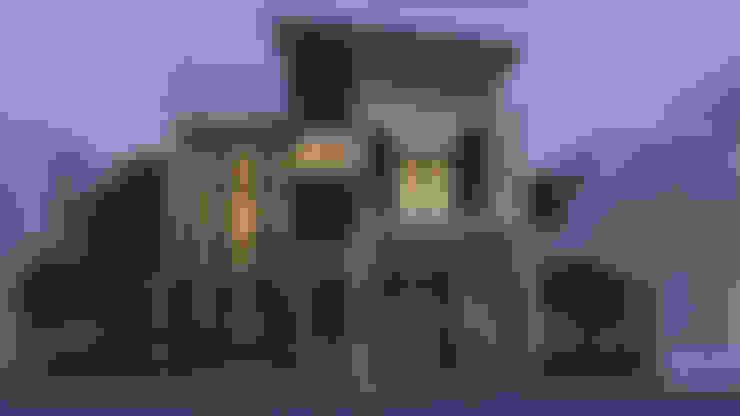 房子 by  ABG Architects and Builders