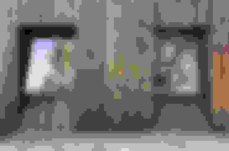 Holzfenster von Crescente Böhme Arquitectos