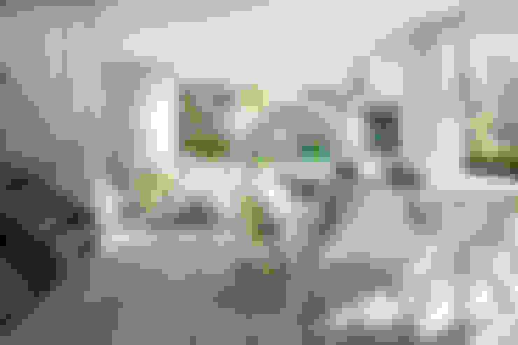 Wohnraum in Unterhaching:  Wohnzimmer von winhard 3D