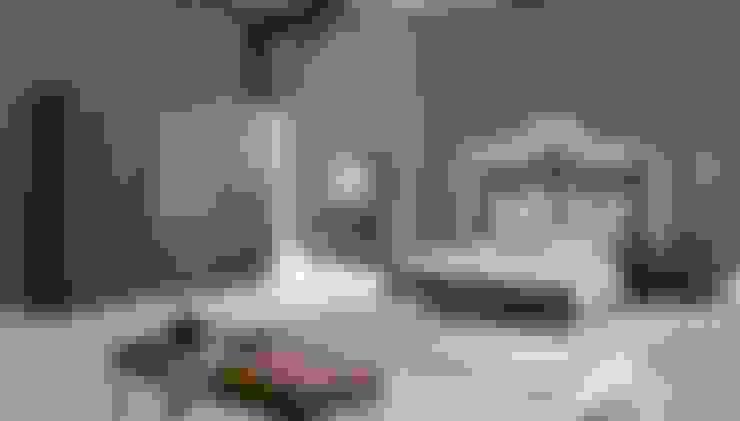 PapDükkan – Vintage Yatak Odası:  tarz Yatak Odası