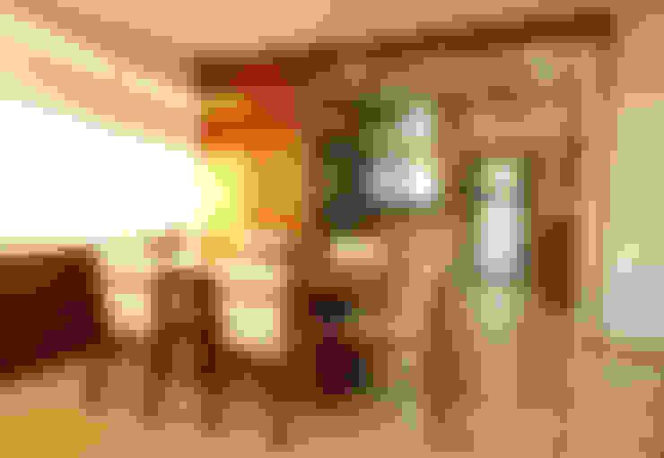 Salle à manger de style  par AFG Construcción y Diseño