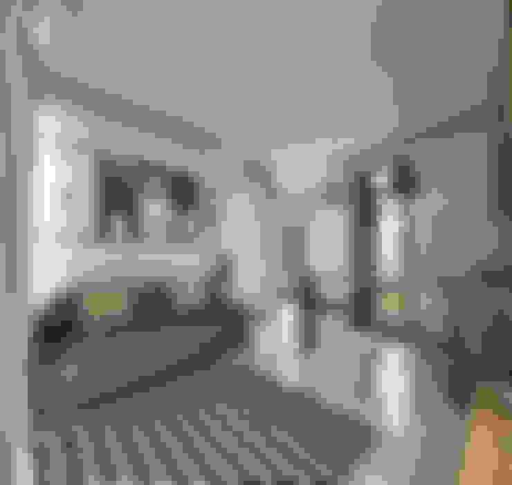 Salones de estilo  de Atelier BAOU+