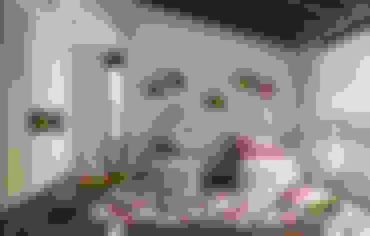 Cuartos infantiles de estilo  por BCA Arch and Interiors