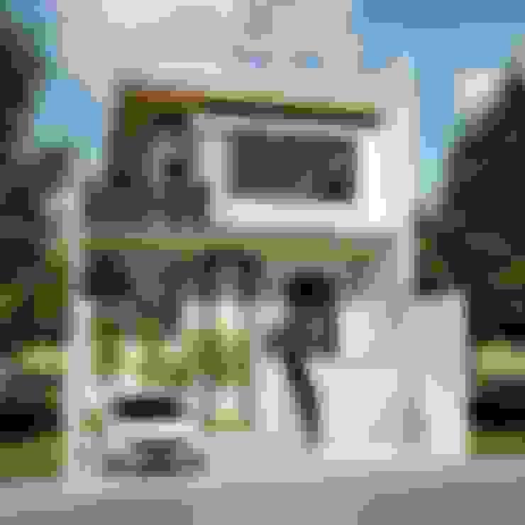 Proposed 2 Storey Zen Type Residence:  Houses by Yaoto Design Studio