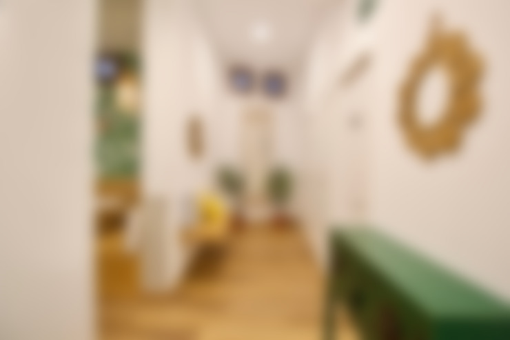 Dekohusetが手掛けた玄関&廊下&階段