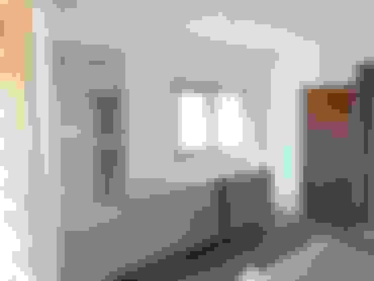 Kitchen units by Territorio Arquitectura y Construccion - La Serena