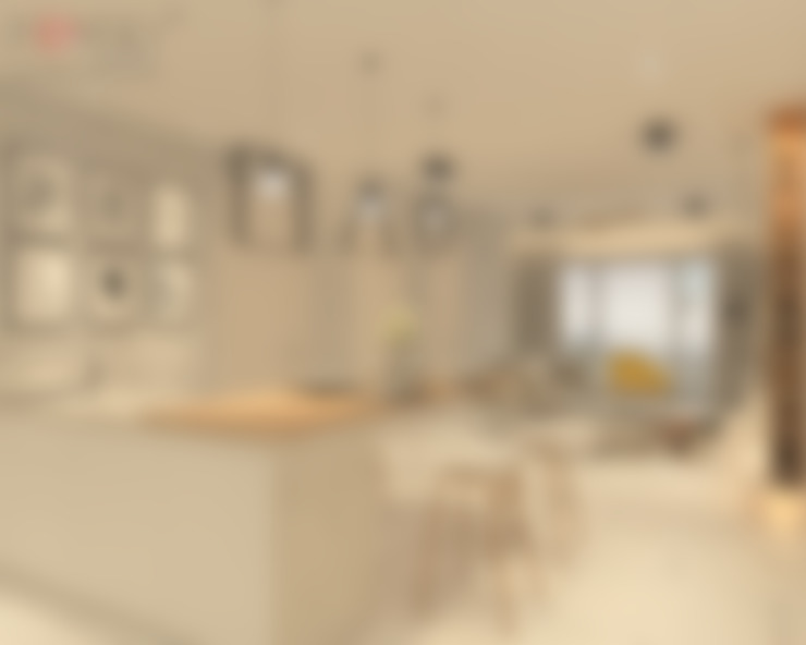 Scandinavian Design . Condominium:  Living room by inDfinity Design (M) SDN BHD