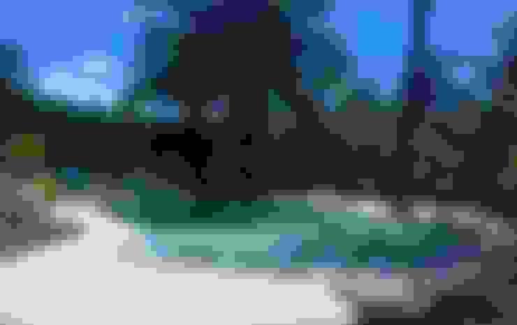 Piscinas naturales de estilo  por Bebig Brasil. Piscinas de Areia