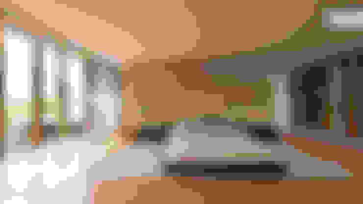 Bedroom by Studio Calla Arquitetura