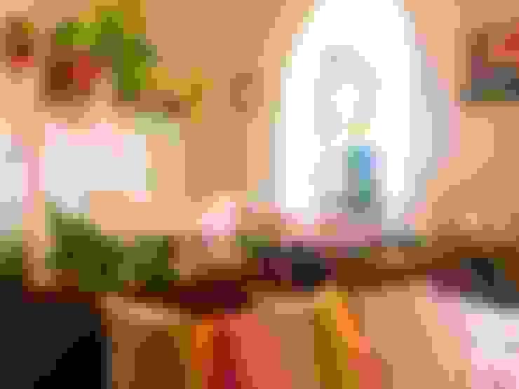 غرفة السفرة تنفيذ Giacomo Zanelli - Architetto
