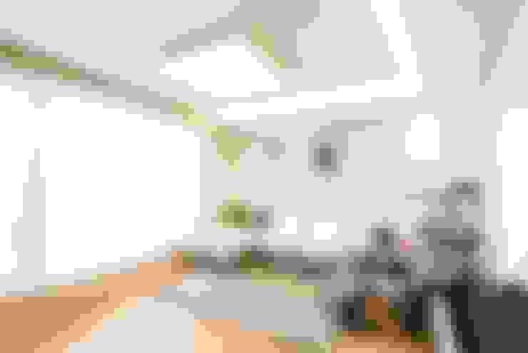소유재: 오파드 건축연구소의  거실