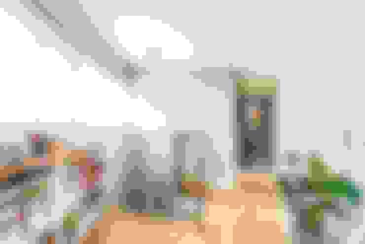 소유재: 오파드 건축연구소의  복도 & 현관