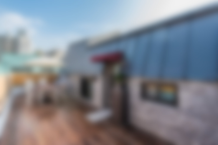 Terrazas de estilo  por 오파드 건축연구소