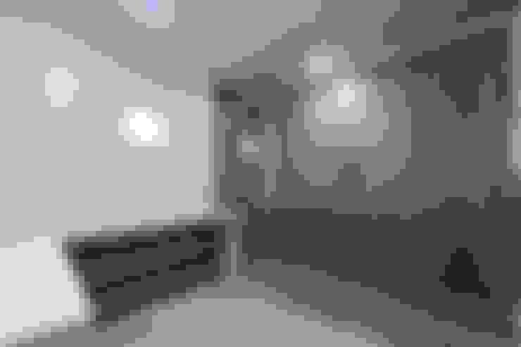 양산시 물금읍 증산리 단독주택: 피앤이(P&E)건축사사무소의  욕실