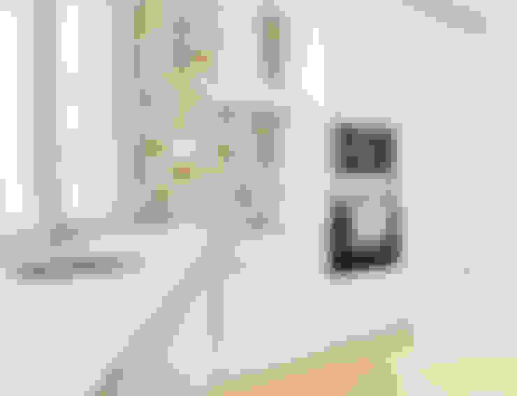 Apartamento da Alegria: Cozinhas  por Homestories