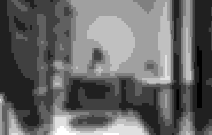 Study/office by 橡樹設計Oak Design