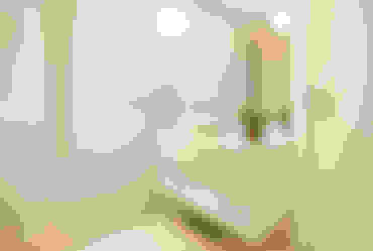 A Casa de banho da Isabel: Casas de banho  por Homestories