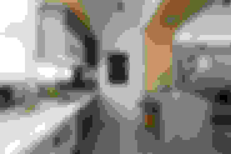 率性.北界:  廚房 by Moooi Design 驀翊設計