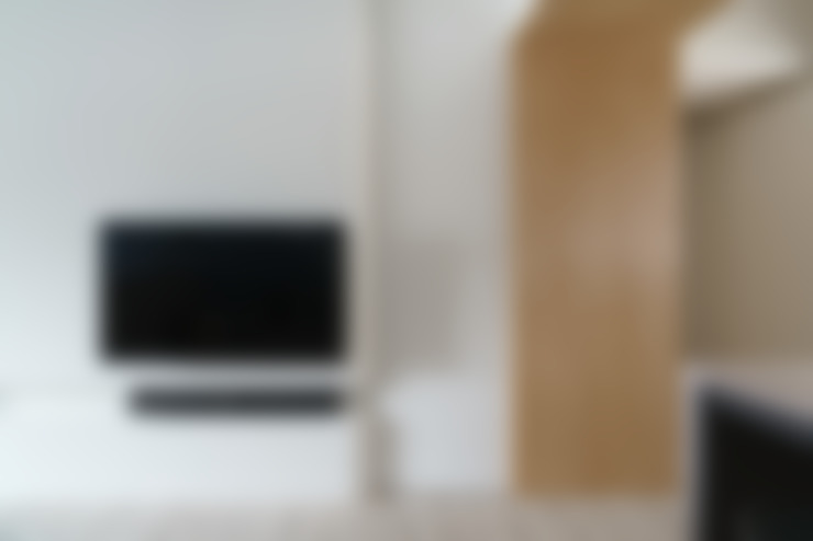率性.北界:  浴室 by Moooi Design 驀翊設計