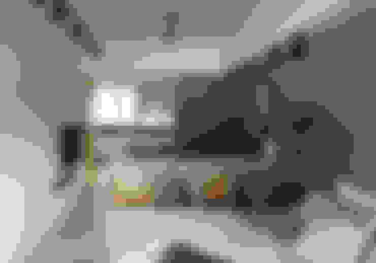 率性.北界:  臥室 by Moooi Design 驀翊設計