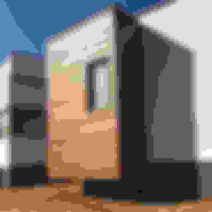 Maison individuelle de style  par Territorio Arquitectura y Construccion - La Serena