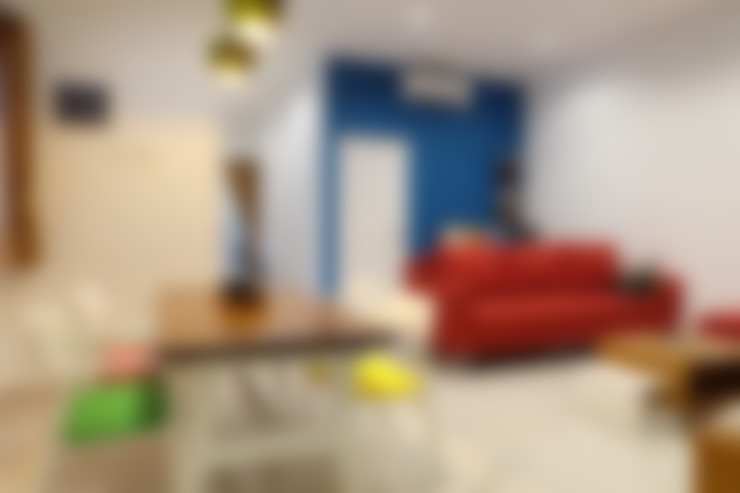 Living room by FIANO INTERIOR