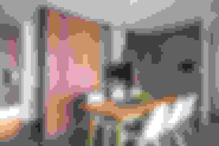 Dining room by Fertility Design 豐聚空間設計