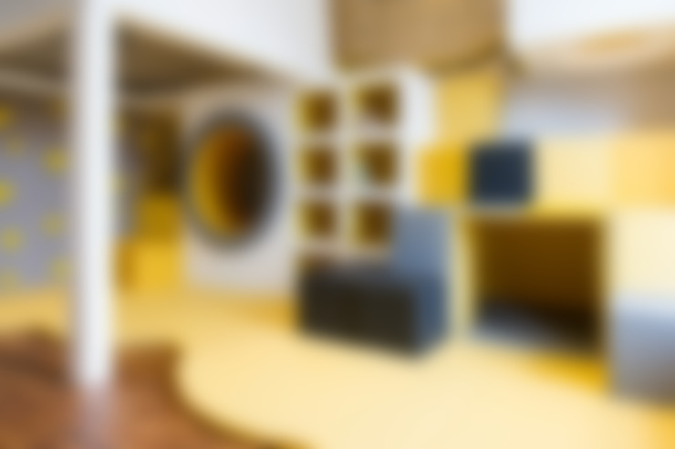 Nursery/kid's room by Tigerplay at Home