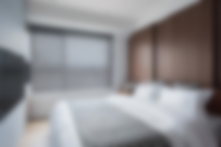 光合作用:  臥室 by 知域設計