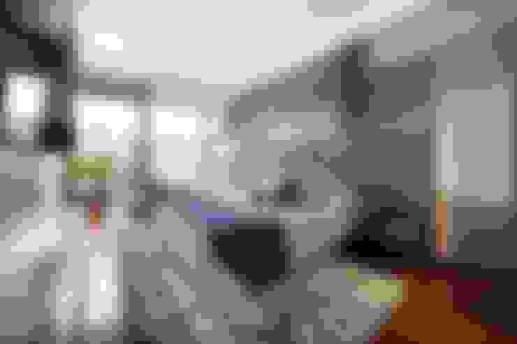 Dormitorios de estilo  por DMS Arquitectas