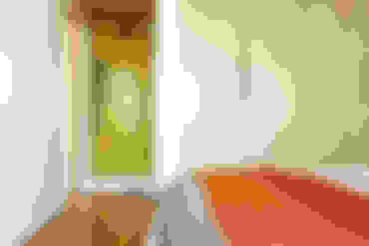 Stereo Mimarlık Atölyesi – Modern/8:  tarz Yatak Odası
