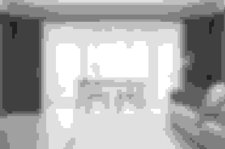غرفة المعيشة تنفيذ husk design 허스크디자인