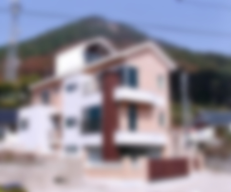 Maisons de style  par 인중헌 건축사 사무소