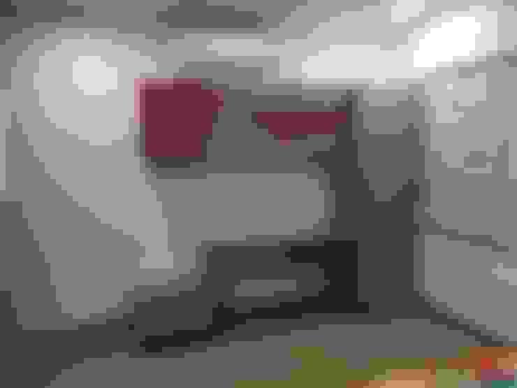 غرفة نوم تنفيذ Vdezin Interiors