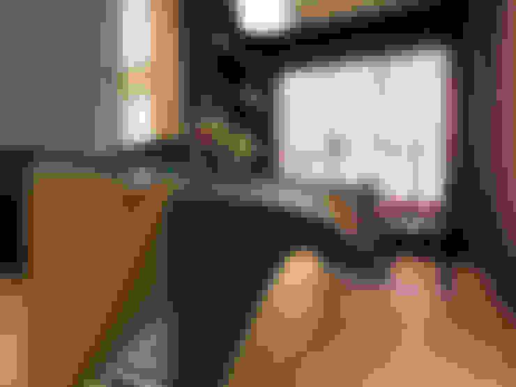Twist:  餐廳 by 形構設計 Morpho-Design