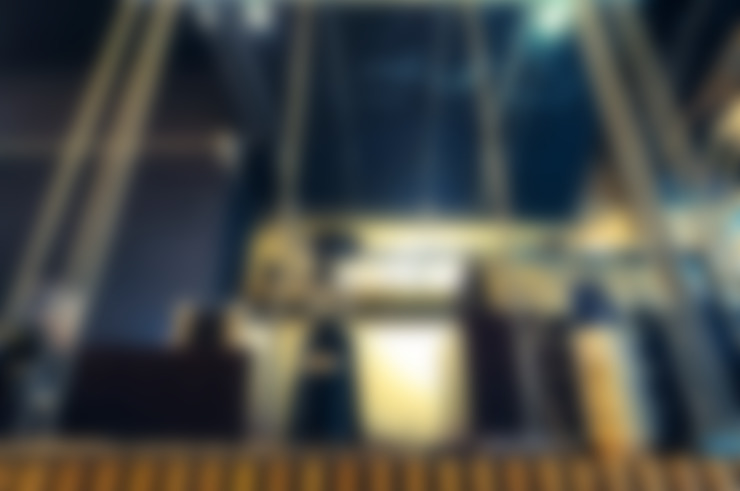 High-Tech _ Lofting Coffee _ Inside_D:  辦公室&店面 by 泫工所構築設計研究室