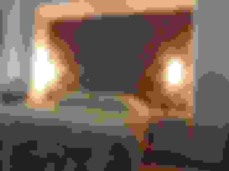 Caprıola – YATAK BAŞLIĞI DUVAR PANELİ UYGULAMASI:  tarz Yatak Odası