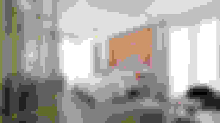 Duygu Solaker  – Yatak Odası:  tarz Yatak Odası