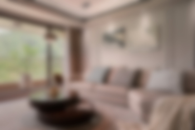 Phòng khách by 層層室內裝修設計有限公司