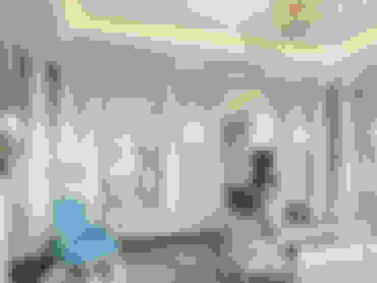 Salas de estilo  por DMR DESIGN AND BUILD SDN. BHD.