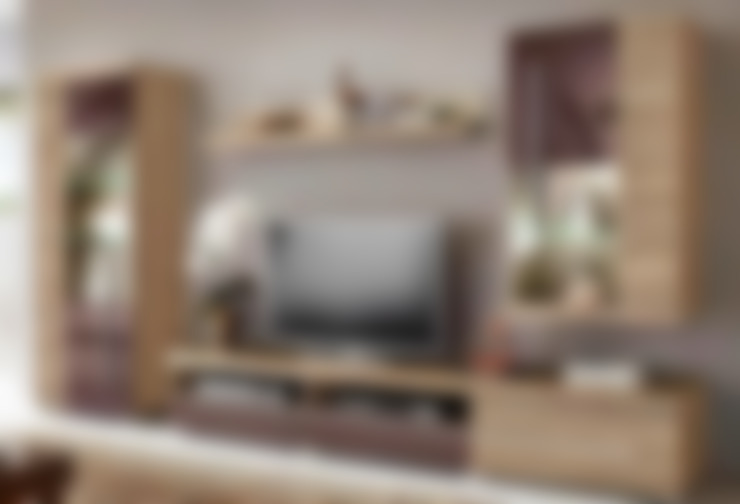 Tv Stand Designs For Living Room : 9 modern tv units in your living room