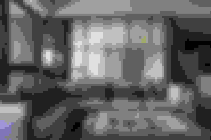 客廳:  客廳 by 果仁室內裝修設計有限公司