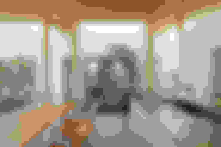 Escaleras de estilo  por 藤原・室 建築設計事務所