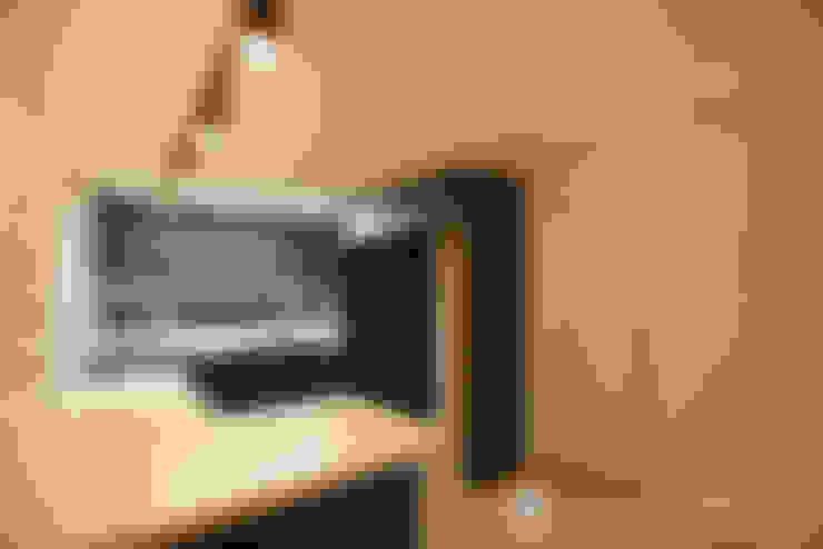 진건 현대아파트 33py 주방: Design Daroom 디자인다룸의  주방