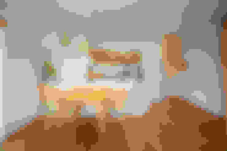 Dining room by 五藤久佳デザインオフィス有限会社