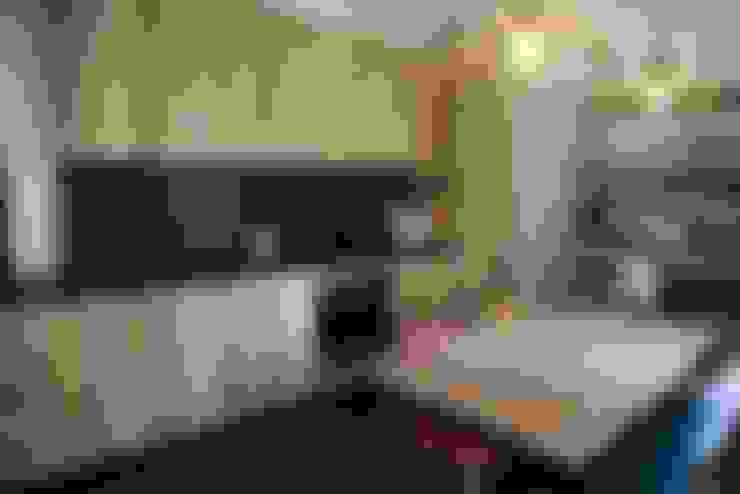 Proyectos en concon: Cocinas equipadas de estilo  por isabella cocinas