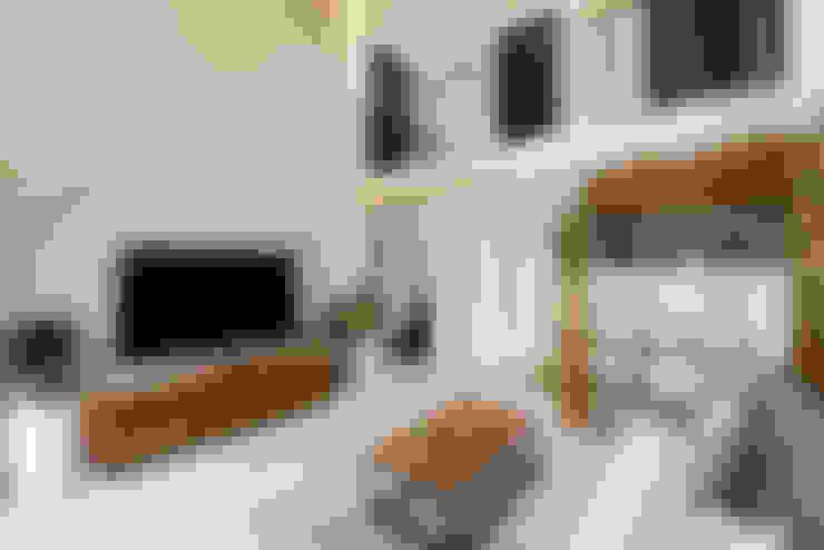 Phòng khách by 코원하우스