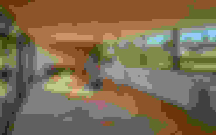 Salon de style  par mutarestudio Arquitectura
